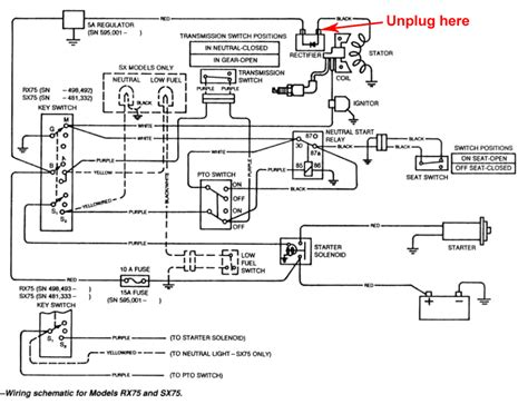 445 deere ignition wiring diagram 445 get free