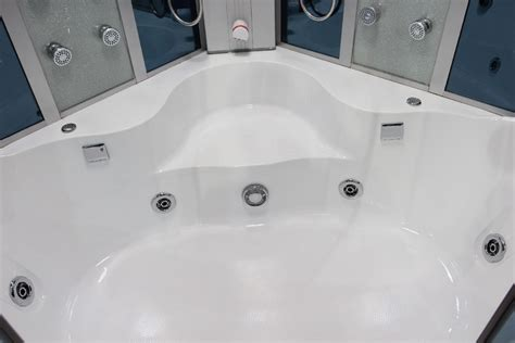 whirlpool bathtub shower combo eagle bath ws 701 66 quot steam shower w whirlpool bathtub