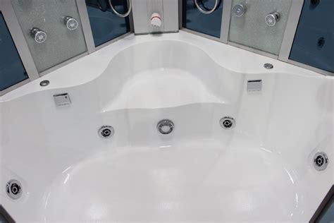 bathtub steam shower combo eagle bath ws 701 66 quot steam shower w whirlpool bathtub
