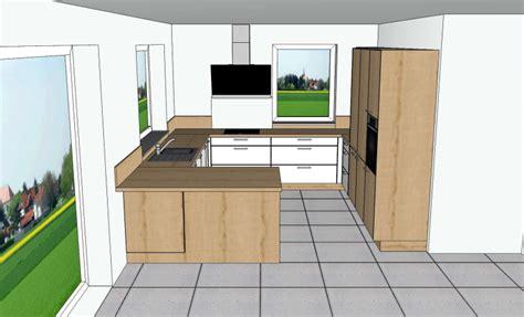 Küche Zusammenstellen by Ikea K 252 Che Eiche