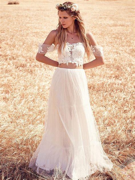 Chik Dress 25 beautiful boho chic wedding dresses bohemian chic
