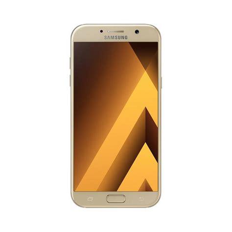 jual samsung galaxy a7 2017 sm a720 smartphone gold garansi resmi harga kualitas
