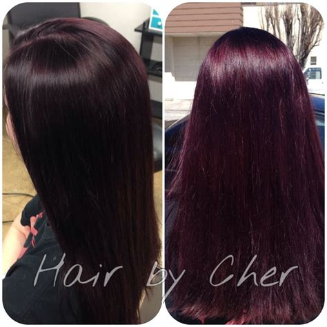 cherry hair color 1000 ideas about black cherry hair on cherry