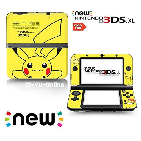 New 3ds Xl Hori Hardpouch Lunala awardwiki nintendo 3ds xl yellow pikachu