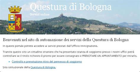 prenotazione permesso di soggiorno как проверить и заказать получение вида на жительство