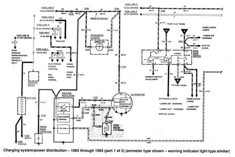 1986 ford f250 wiring diagram 1986 ford e250 wiring