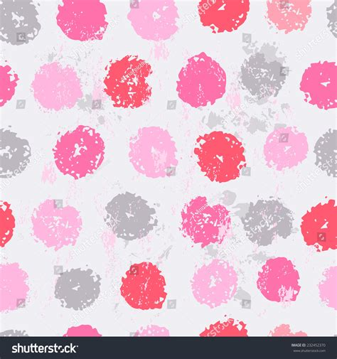 seamless polka dots patterns background pastel stock vector pastel tones elegant polka dot seamless stock vector