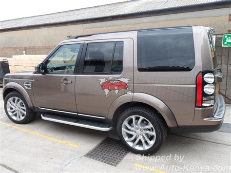land rover kenya brand land rover discovery 4 in a 20 ft container to