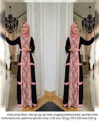 Gamis Syari Mina 1 baju gamis busana muslim trend 2016 terbaru model baju gamis syari terbaru edisi 2016 busana