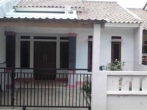 Jual Alarm Rumah Di Bogor rumah dijual bogor jual rumah idaman minimalis di bojong