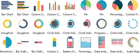 create infographics with readymade shapes
