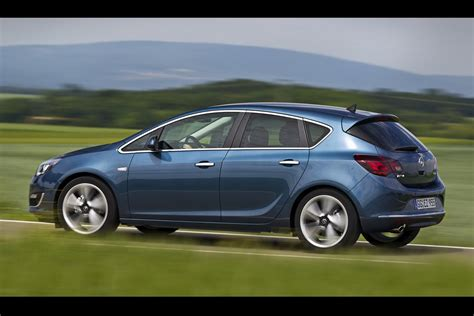 opel astra 1 6 turbo technical details history photos on