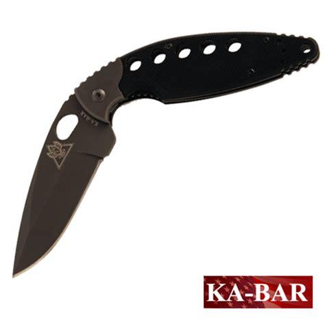 kabar tdi kabar tdi enforcement folder knife edge