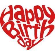 happy birthday text design for facebook happy birthday png text clipart best