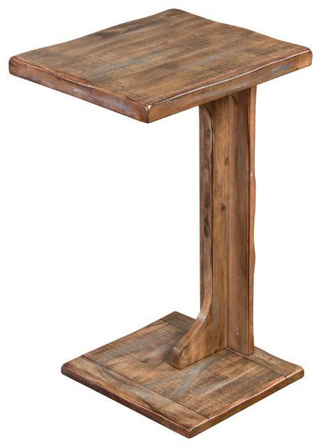 Arizona Sofa Mate Table Farmhouse Side Tables And End Sofa Mate Table