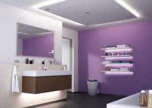 led im badezimmer led beleuchtung im bad wellness im badezimmer mit led