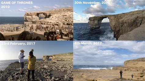 Azure Window Before And After | before and after the azure window collapse youtube