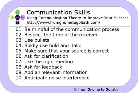 12 Ways To Improve Your Communication Skills by Communication Skills Using Communication Theory To