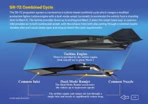 lockheed unveils sr 72 hypersonic mach 6 scramjet plane extremetech