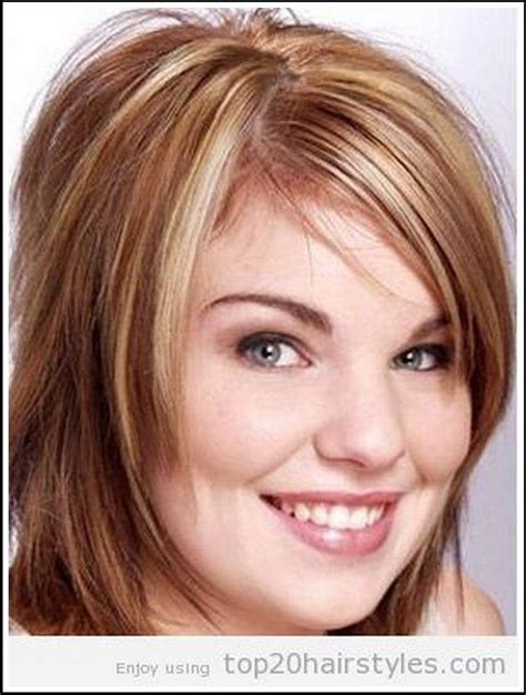 best hairstyles to give face a lift 15 best of short hairstyles for round faces with double chin