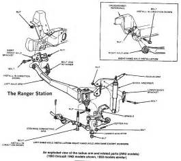 2002 ford explorer front suspension diagram pictures to
