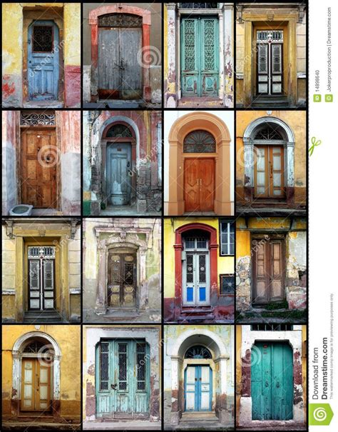 Free A Frame House Plans Old Doors Stock Photo Image Of Facade Brick Historical