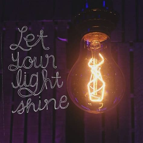 So Let Your Light Shine by The Bible Speaks Today Torchbearers For The Beacon