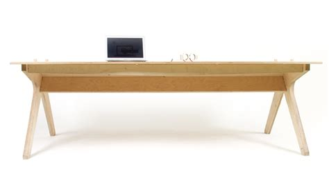 Lean To Desk by Opendesk Desk