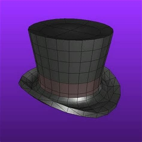 Paper Craft Hats - team fortress top hat papercraft papercraft paradise