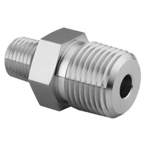 Jual Hex Reducing Swagelok Gyrolok S Lok August Industries Pipe Adaptor 1 4 X 1 8