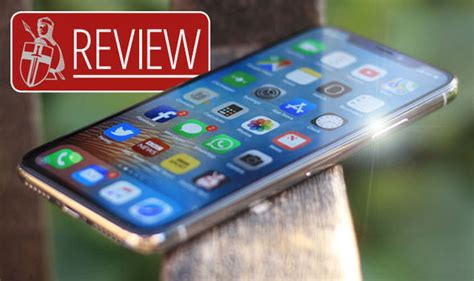apple x review apple iphone x review one major reason the iphone x is