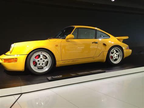 Porsche 964 Turbo S by Porsche 964 Turbo S Leichtbau Tea Cerede