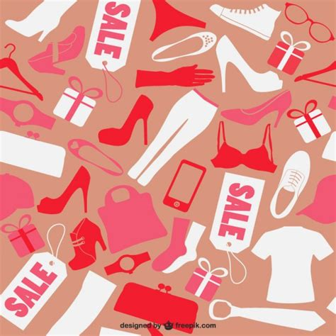 pattern fashion vector seamless fashion pattern vector free download