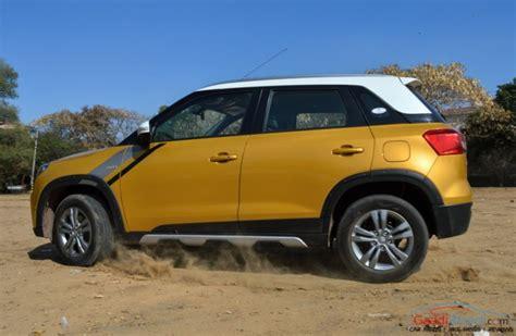 Suzuki Vitara Suv Vitara Brezza Becomes Best Selling Suv In India 7 193