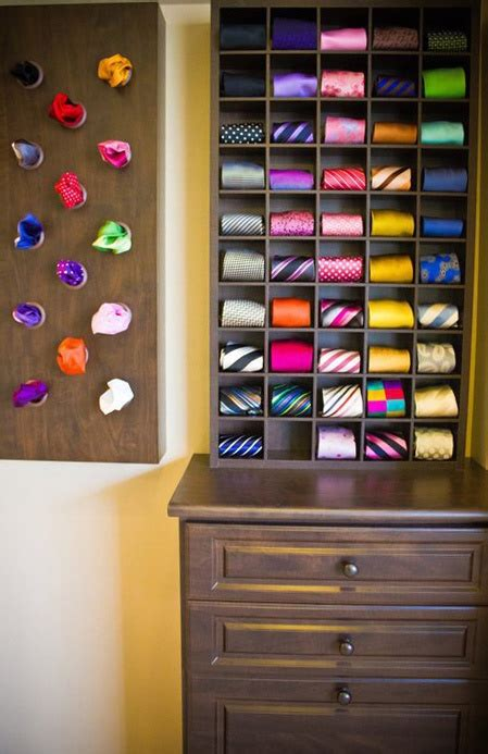 how to organize ties in closet what a great idea for s ties you can build it