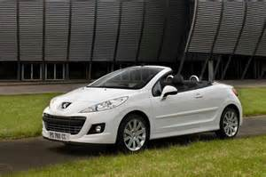 White Peugeot 207 Cc For Sale Peugeot 207 Cc 2011 Hdi 110