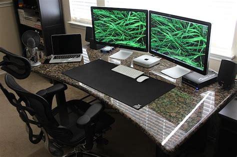 Granite Computer Desk 1000 Ideas About Mac Mini On Desktop Computers Computers And Apple Mac Mini
