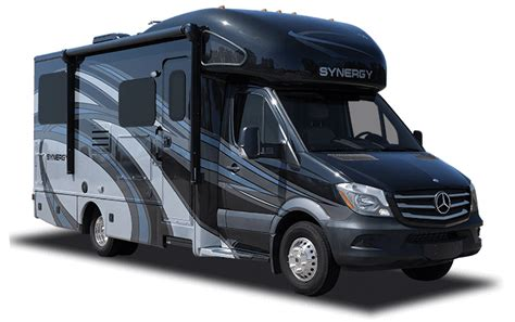Home Charging Station Synergy Class C Diesel Motorhome General Rv
