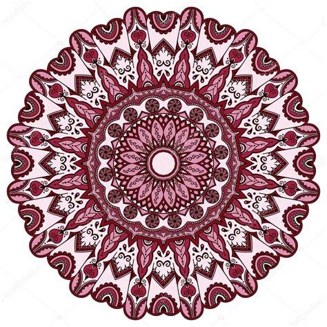 imagenes de mandalas coloridas vector de la imagen de mandalas coloreados en estilo