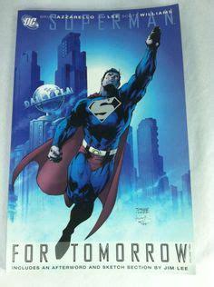 Superman For Tomorrow Tp Azzarello Dc Comic Komik Book Us Ebay Items From Friends On
