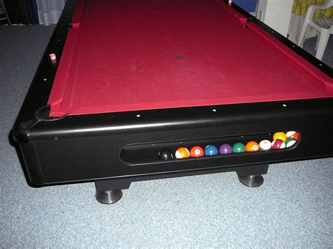 standard pool table dimensions dimensions info