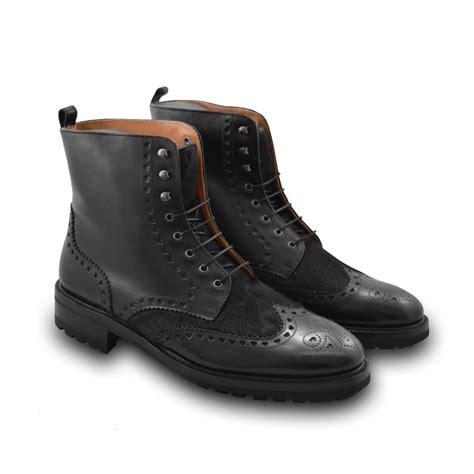 Terry De Havilland Wanda Calf Boot by Terry De Havilland Suits Boot Black In Black For Lyst