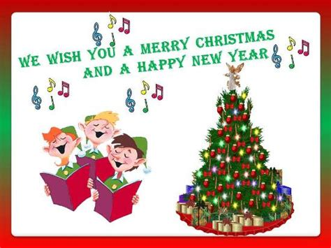 convey  warm wishes  christmas  carols ecards greeting cards