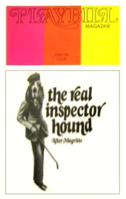 the real inspector hound 0573023239 a tom stoppard bibliography the real inspector hound