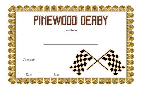 long service certificate template sle pinewood derby award certificate template copy pinewood