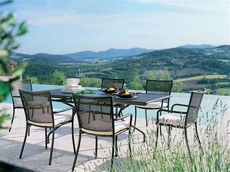 mobili da giardino in ferro mobili da giardino in ferro losa legnami