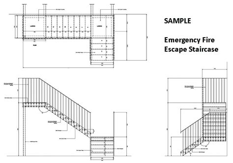Draw A Floor Plan Online Emergency Fire Escape Design Cad Pro