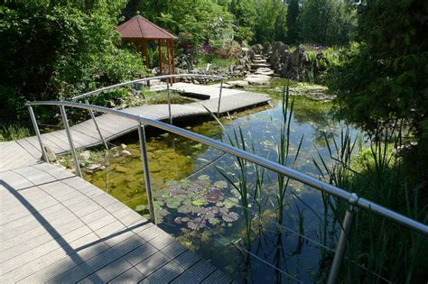 natura gart der naturagart park als teichbau labor naturagart park