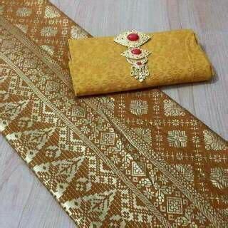 Embos Gold jual batik embos warna gold di lapak hm olshop afit 1