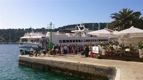 catamaran ferry croatia hvar catamaran port catamaran departures from hvar port